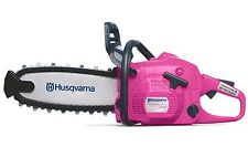 Limited Edition Genuine Husqvarna PINK Toy 440 Chainsaw Breast Cancer Awareness