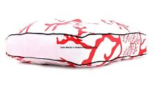 """35"""" White Red Tree Large Floor Cushion Pillow Cover Square Pet Dog Bed Cover"""