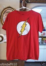 DC Comics Original Flash XL 100% Cotton Short Sleeve  T-Shirt and adjustable hat