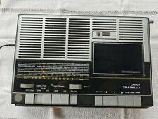Telefunken Radio Kassetten Recorder C 400 R