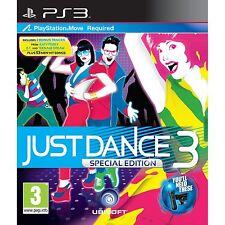 Just Dance 3 PS3-Edición Especial * En Excelente Estado *