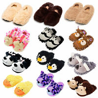 Ladies Warming Or Novelty Slippers (One Size Fits All UK 4-7)