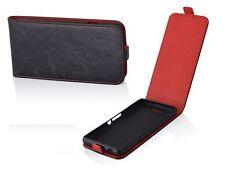Handyhüllen & -taschen aus Leder mit Trageclip für Samsung