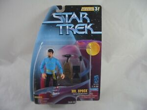 Star Trek Mr Spock Playmates Figure Warp Factor Series 3
