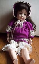 Sfbj repro French paris Ben Koenig bisque Comp Doll jointed Vintage 1982 france
