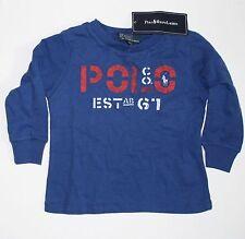Ralph Lauren Logo T-Shirts (0-24 Months) for Boys