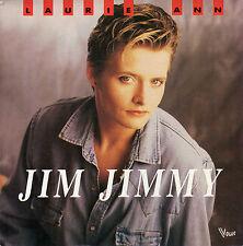 LAURIE ANN JIM JIMMY / INSTRUMENTAL FRENCH 45 SINGLE