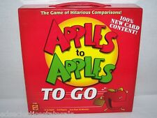 Out of the Box ©2007 APPLES TO APPLES To Go!