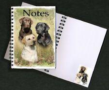 Labrador Retriever Notebook / Notepad  by Starprint