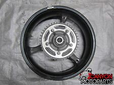 06 07 Suzuki GSXR 600 750 OEM Rear Wheel STRAIGHT Sprocket Hub Rotor