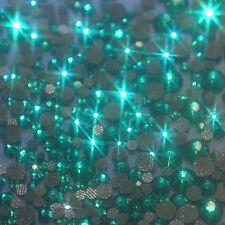 Assortment strass colours ZIRCON glass hotfix s06 + s10 + s16 + s20 n°(118)