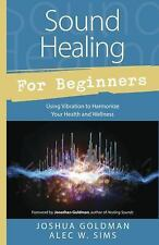 Sound Healing for Beginners Book ~ Wiccan Pagan Metaphysical Book Supply