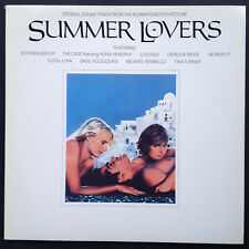 Basil Poledouris SUMMER LOVERS LP Film Soundtrack Promo OST Import Depeche Mode