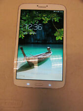 Samsung Galaxy Tab 3 SM-T310 16GB, Wi-Fi 8in  WHITE VGC Serial - RF2DA0KLZPJ