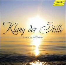 FREE US SHIP. on ANY 3+ CDs! NEW CD : Klang der Stille: Instrumental Classics Im