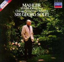 Mahler: Symphony No. 1 Mahler, Gustav, Georg Solti, Chicago Symphony Orchestra