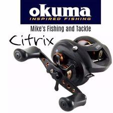 Okuma Citrix Baitcast Fishing Reel Ci-364a Baitcaster Reel