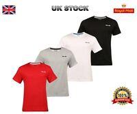 1/2/3/4 Pack Plain Blank 100% Heavy Cotton T-shirt Tshirt Multi Colours Lot