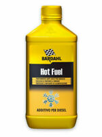 Bardahl Bardhal Hot Fuel Additivo Diesel Trattamento Anticongelante Antigelo 1L