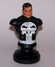 Marvel Icons Punisher Bust Statue Limited Edition Low #502/2000 Nib