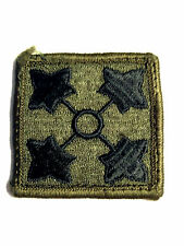 MILITARY- U.S. ARMY VIETNAM WAR- 4TH INFANTRY DIVISION