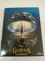 El Cascanueces y los Cuatro Reinos Disney Steelbook - Blu-ray Español English