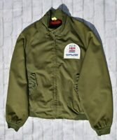 Vintage Exxon Chemicals Mechanical Division Safety Excellence Jacket Sir Jac AJW