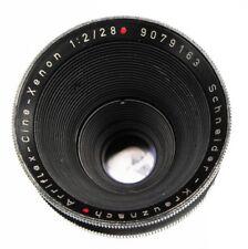 Schneider 28mm f2 Xenon Arriflex standard mount  #9079163