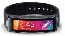 Samsung Galaxy Gear Fit SM-R350 Heart Monitor Fitness Tracker Smartwatch Black