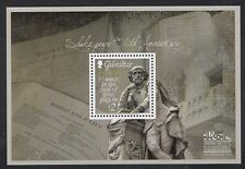 Shakespeare 450th Anniversary Miniature Sheet Collectible Postage Stamp