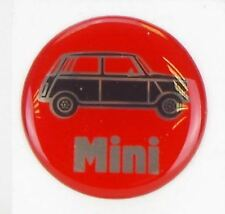 Classic Mini badge S175MM adhesive back