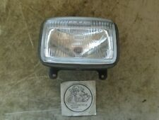 1998 SUZUKI AE50R HEADLIGHT ASSEMBLY WITH WORKING SEALED BEAM BULB
