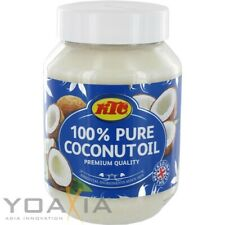 (8,33€/1l) [ 6x 500ml ] KTC 100% Kokosöl /Cocosöl /Kokosnussöl /Coconut Oil KV