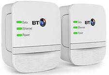 BT Broadband Extender Flex 600 Kit Powerline Adapter 600mbps