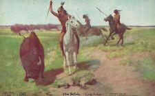 1908 After Buffalo Vintage Postcard Williamson Haffner Co. Chas. Craig