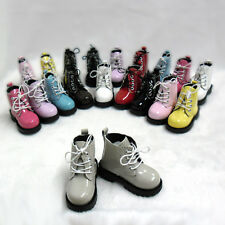Mimi Collection MSD DOC 1/4 Bjd Obitsu 60cm Doll Boot High Hill Shoes Grey