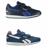Reebok Classic Jogger RS Trainers Child Boys Shoes Footwear