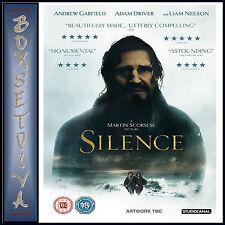 Silence DVD 2017 DVD Region 2