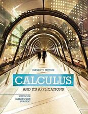 Calculus and Its Applications: Surgent, Bittinger : INSTRUCTORS REVIEW COPY