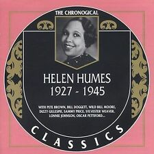 Helen Humes: The Chronological Classics, 1927-1945, HUMES / HELEN, , New
