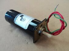 1 EA NOS AIRESEARCH DC MOTOR P/N: 36871-0 VARIOUS POSSIBLE APPLICATIONS