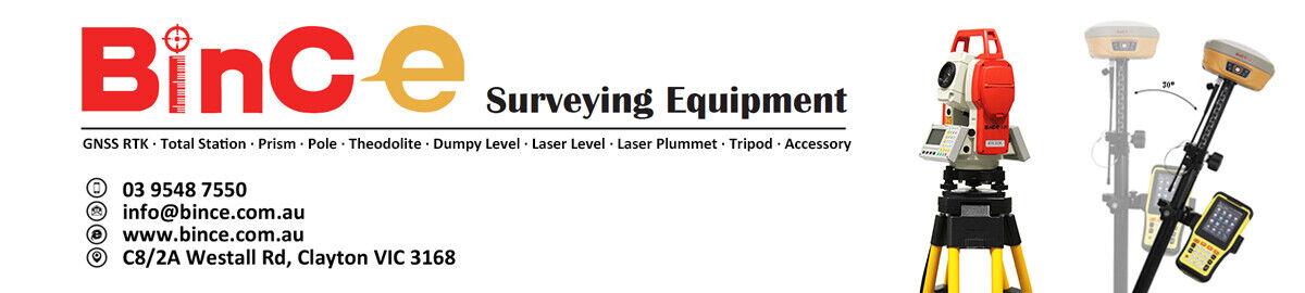 Bince Surveying Equipment