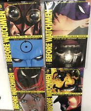 Before Watchmen Complete Set DC Comics TPB HC