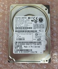 "FUJITSU may2073rc ca06681-b26300dl 73gb 10000 giri/min 8mb 2.5"" SATA HDD interno"