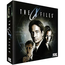 THE X-FILES ~ Board Game (IDW Games) #NEW