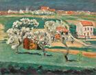 Pierre Bonnard Flowering Trees Canvas Print 16 x 20  # 4127