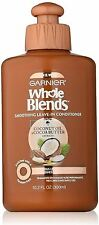 Garnier Smoothing Leave-in Conditioner, Coconut Oil - Cocoa Butter 10.20 oz 2pk