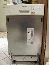 Spülmaschine Geschirrspüler 45 cm Constructa CP 530 J2 Aquastop teilintegriert