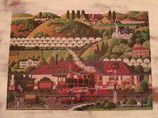 Hometown Collection Los Altos Train Station 1000 Pc Puzzle