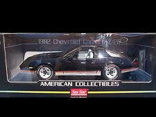 1982 Camaro BLACK 1:18 1927